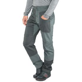 E9 Blat2 Miehet Pitkät housut , harmaa/musta